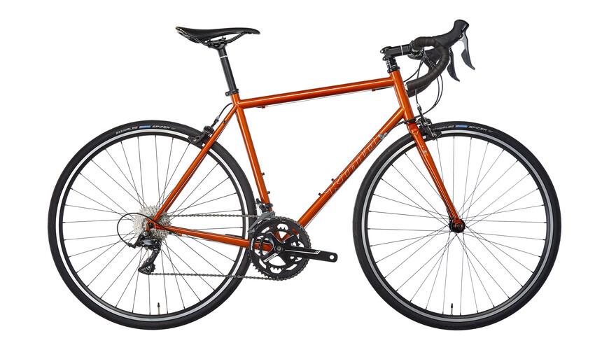 Kona Tonk Racercykel orange/röd
